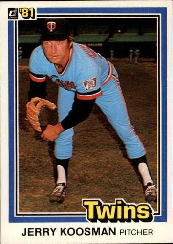 Photo of 1981 Donruss #531 Jerry Koosman