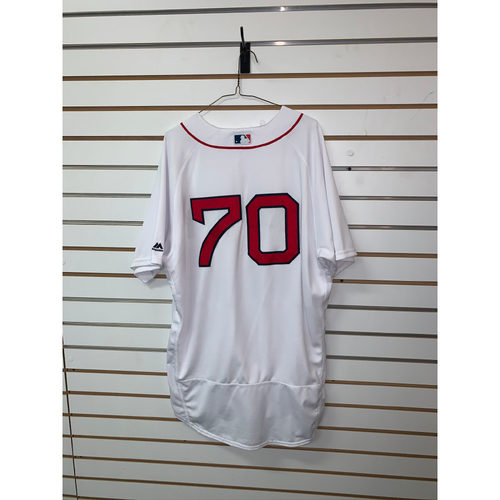 Photo of Ryan Brasier Team Issued 2019 Home Jersey