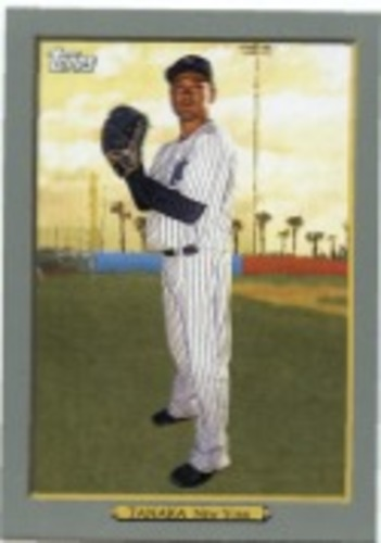 Photo of 2020 Topps Turkey Red '20 #TR62 Masahiro Tanaka