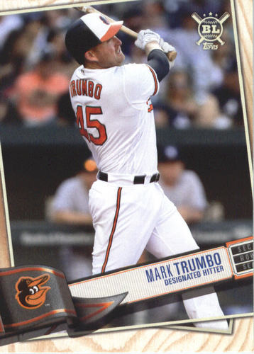 Photo of 2019 Topps Big League #56 Mark Trumbo
