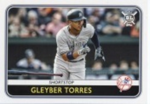 Photo of 2020 Topps Big League #92 Gleyber Torres