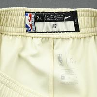 Carmelo Anthony - Portland Trail Blazers - Game-Issued Earned Edition Game Theater Pants - 2019-20 NBA Season