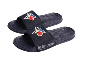 Toronto Blue Jays Mens Shower Slippers Royal by Gertex