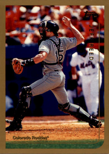 Photo of 1999 Topps #144 Jeff Reed