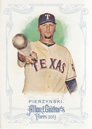 Photo of 2013 Topps Allen and Ginter #93 A.J. Pierzynski