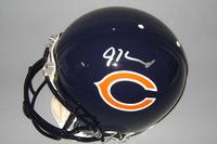 NFL - BEARS JORDAN HOWARD SIGNED BEARS PROLINE HELMET