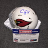 NFL - Cardinals Chandler Jones signed Cardinals mini helmet