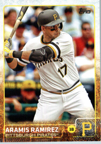 Photo of 2015 Topps Update #US344 Aramis Ramirez