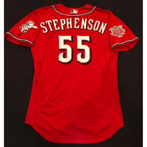Robert Stephenson -- Game-Used