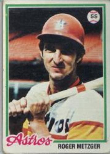 Photo of 1978 Topps #697 Roger Metzger
