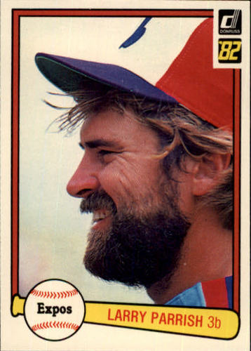 Photo of 1982 Donruss #466 Larry Parrish