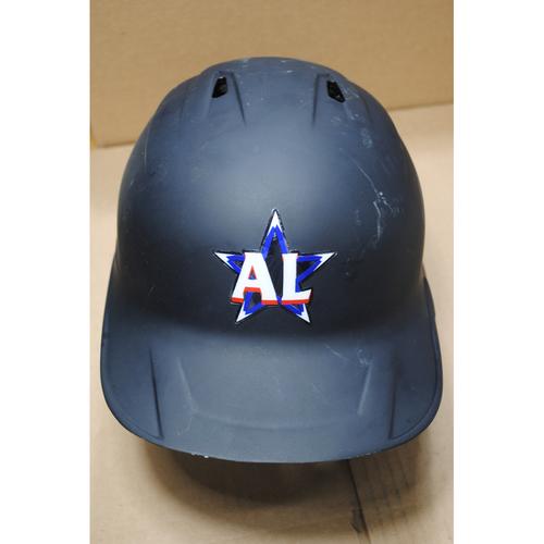 Photo of 2021 MLB All-Star Game -  Game-Used Batting Helmet - Marcus Semien