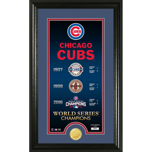 Serial #1! Chicago Cubs