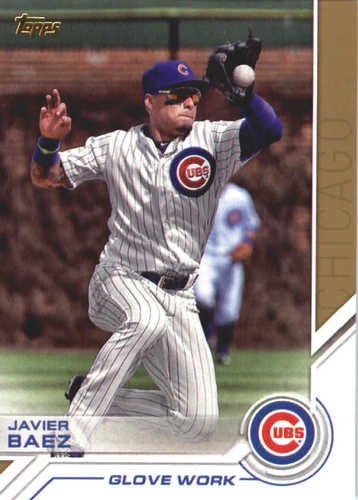 Photo of 2017 Topps Update Salute #USS24 Javier Baez