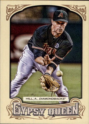Photo of 2014 Topps Gypsy Queen #272 Aaron Hill