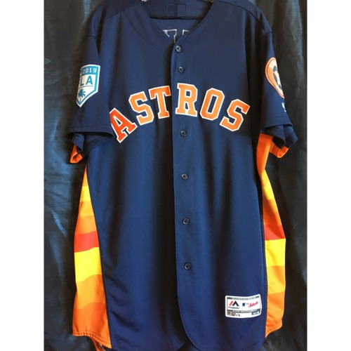 Photo of Kyle Tucker 2019 Team-Issued Spring Training Jersey