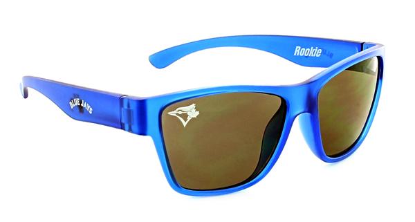 Toronto Blue Jays Kids Rookie Wayfarer Sunglasses by Optic Nerve