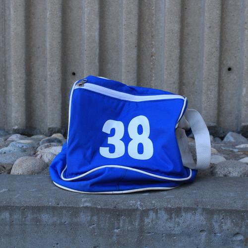Photo of Team-Issued Equipment Bag: Jorge Bonifacio