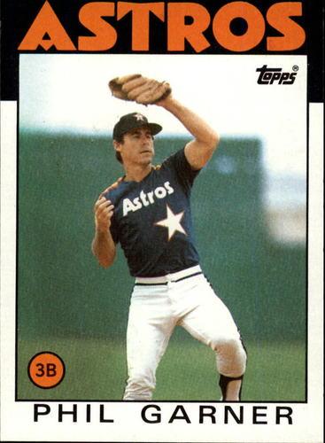 Photo of 1986 Topps #83 Phil Garner