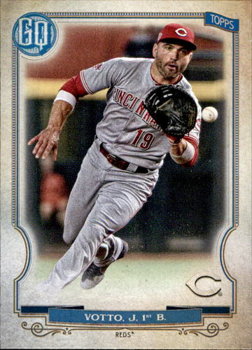 Photo of 2020 Topps Gypsy Queen #27 Joey Votto