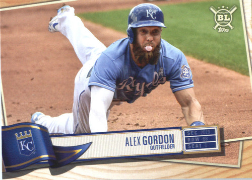 Photo of 2019 Topps Big League #58 Alex Gordon