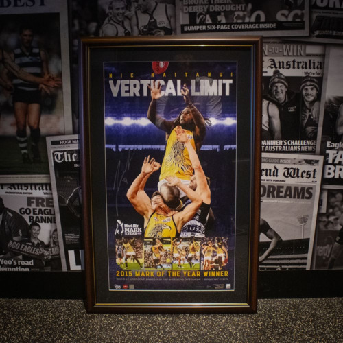 Photo of Vertical Limit - Naitanui Mark of the Year