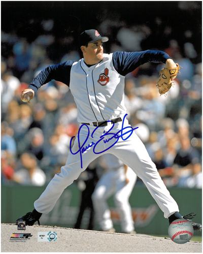 Photo of Dave Burba Autographed 8x10 Photo
