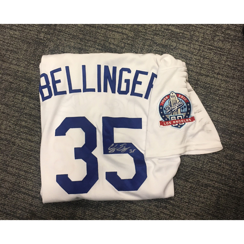 pretty nice 25c6a ee15a MLB Auctions | LA Dodgers Foundation Auction: Cody Bellinger ...