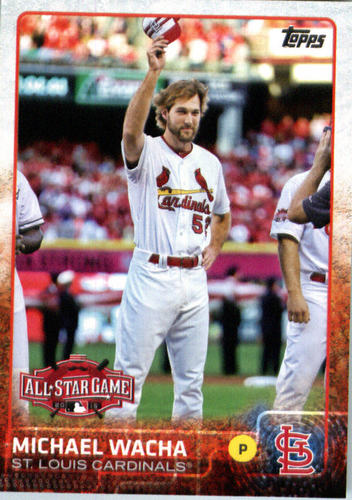Photo of 2015 Topps Update #US353 Michael Wacha