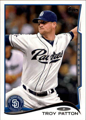 Photo of 2014 Topps Update #US93 Troy Patton