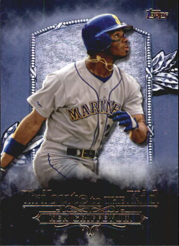 Photo of 2016 Topps Tribute to the Kid #KID14 Ken Griffey Jr.