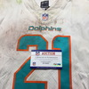 Crucial Catch - Dolphins Frank Gore Game Used Jersey (10.14.18)