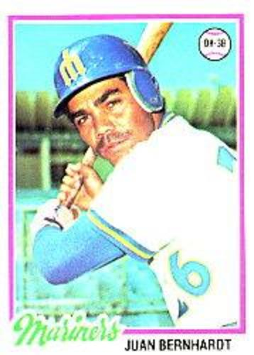 Photo of 1978 Topps #698 Juan Bernhardt