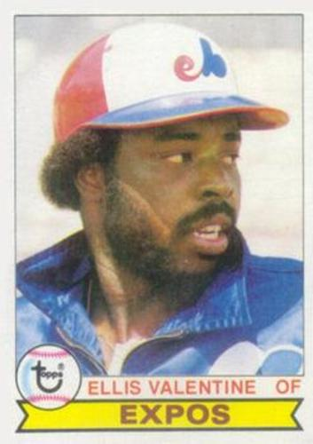 Photo of 1979 Topps #535 Ellis Valentine