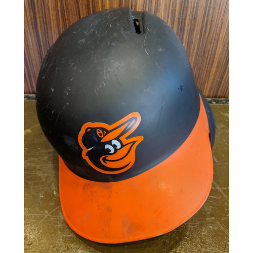 Photo of Jonathan Villar - Team-Issued Road Batting Helmet