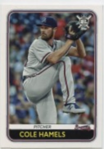 Photo of 2020 Topps Big League #21 Cole Hamels