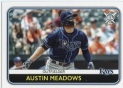 Photo of 2020 Topps Big League #117 Austin Meadows