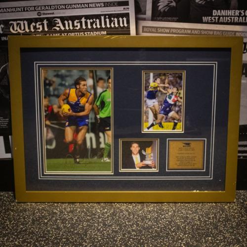 Photo of Darren Glass - 2007 Club Champion Award
