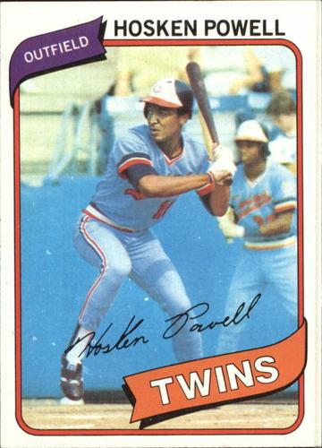 Photo of 1980 Topps #471 Hosken Powell DP
