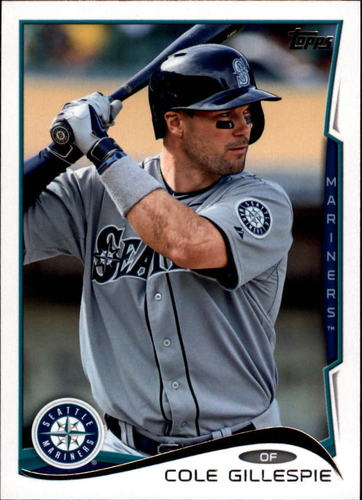 Photo of 2014 Topps Update #US280 Cole Gillespie