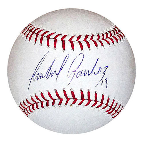 Photo of Anibal Sanchez Autographed Baseball