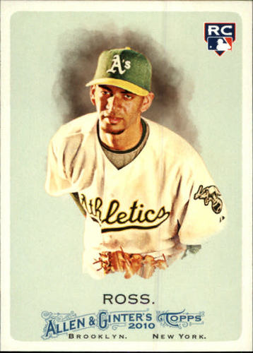 Photo of 2010 Topps Allen and Ginter #282 Tyson Ross RC