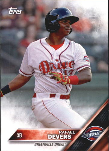 Photo of 2016 Topps Pro Debut #126 Rafael Devers