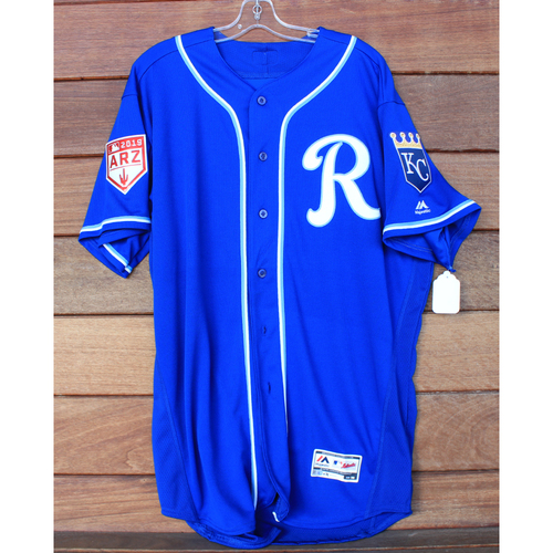 Photo of Team-Issued #96 Jersey (Size 50)