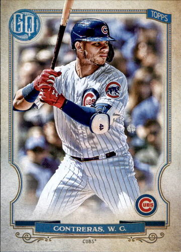 Photo of 2020 Topps Gypsy Queen #29 Willson Contreras