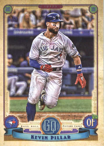Photo of 2019 Topps Gypsy Queen #168 Kevin Pillar