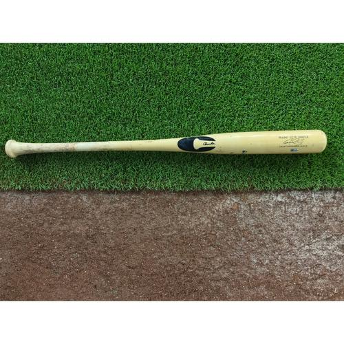Photo of 2019 Game-Used Carlos Correa Broken Bat (8/15/19)
