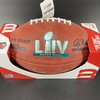Legends - 49ers Jimmy Garoppolo Signed Authentic Football with Super Bowl LIV Logo