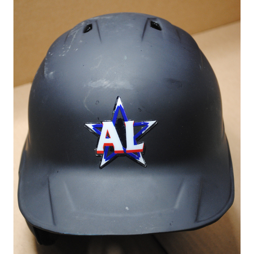 Photo of 2021 MLB All-Star Game -  Game-Used Batting Helmet - Rafael Devers
