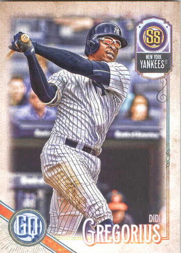 Photo of 2018 Topps Gypsy Queen #198 Didi Gregorius